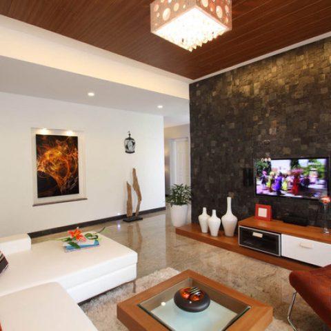 ARCH Contemporary living room