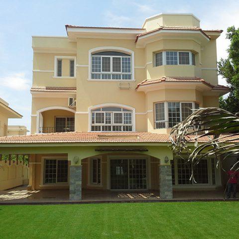 EMAD GOHAR Villa <br> 6 October