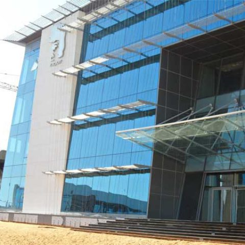 INFO TEC. Administration Buildings