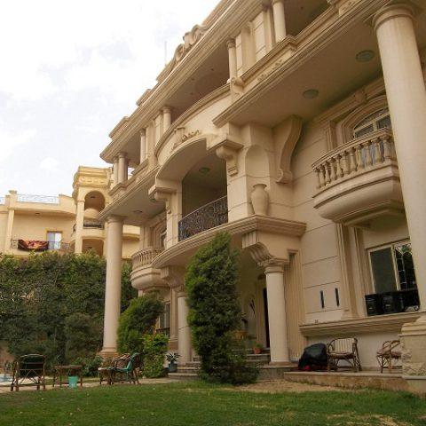 KHAMIS EL OGIL<br> NEW CAIRO CITY