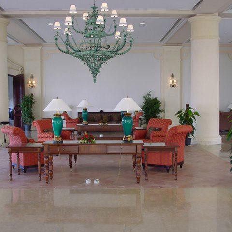 NOVOTEL HOTEL <br> DAHAB