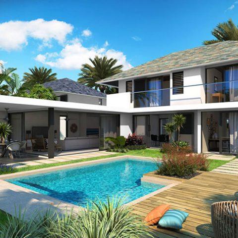 Private Villa <br> Mansouria